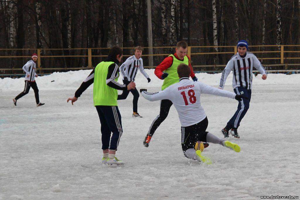 товарищеский матч Звезда - Торпедо 16 февраля 2014 года