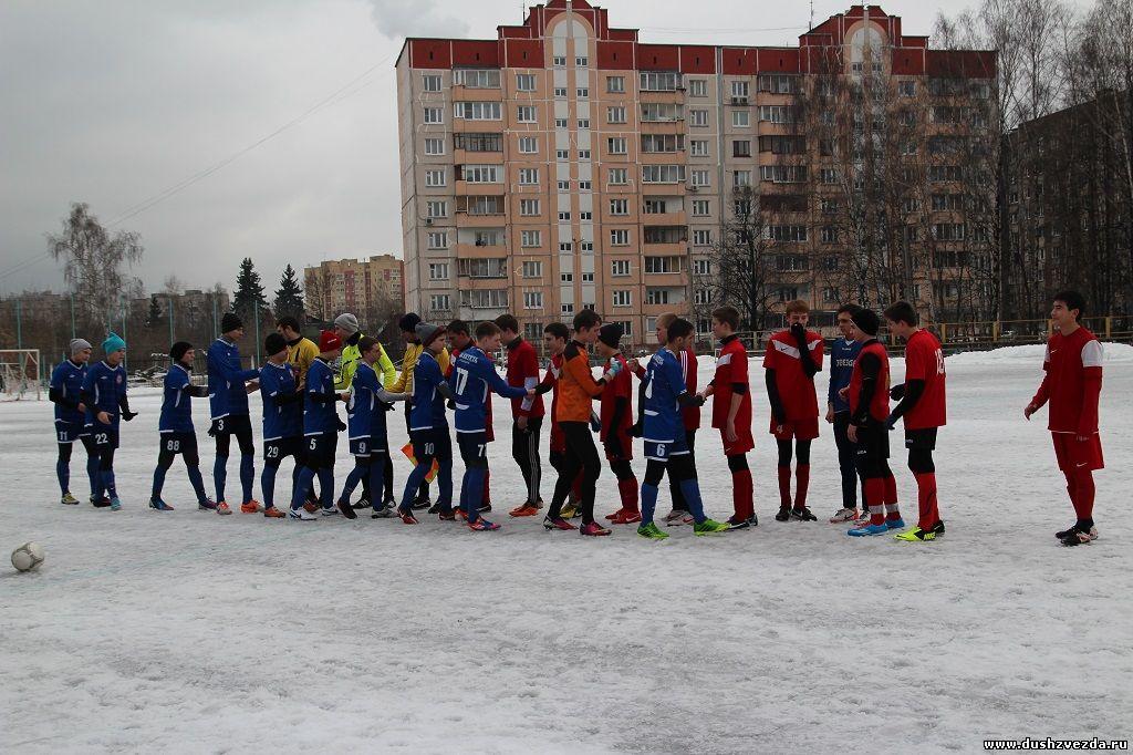 зимнее первенство 2014 среди юношей 6-й тур