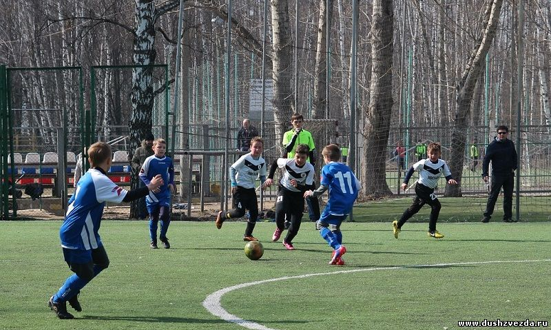полуфиналы кубка Люберецкого района дети 12 апреля 2014