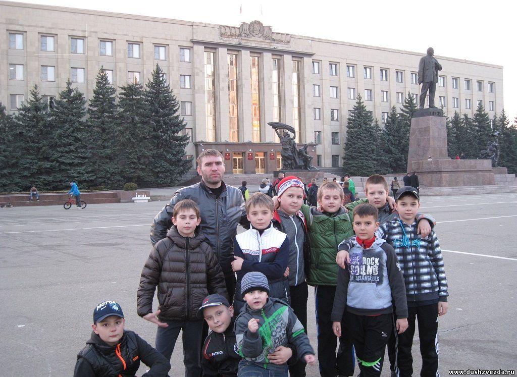 Звезда 2003-4 г.р. в Ставрополе