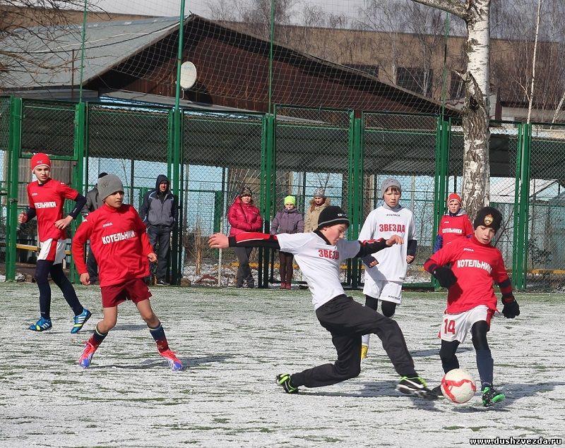 Зимнее первенство среди детских и подростковых команд 16 марта