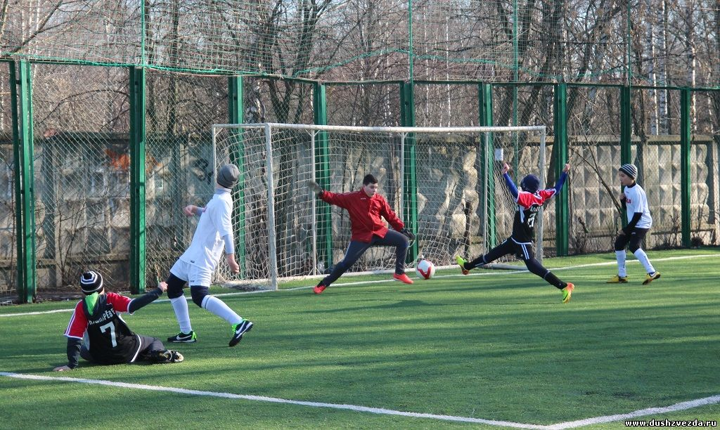 Зимнее первенство среди детских и подростковых команд 10 марта