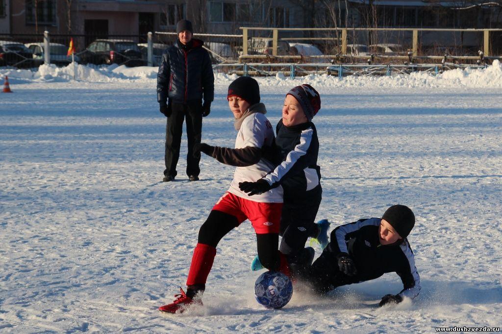 товарищеские матчи Звезда Орбита-Юниор 25 января 2014