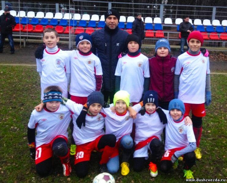 Закрытие сезона 2013 Звезда ДЮСШ